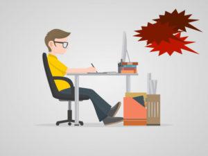 Medidas preventivas para el personal administrativo